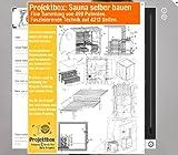 Sauna selber bauen: Deine Projektbox inkl. 499 Original-Patenten bringt...