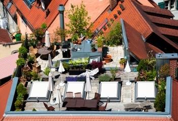 Dachterrasse ausbauen