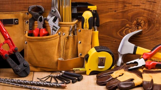 Werkzeug für Heimwerker